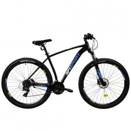 Bicicleta Mtb Afisport M3 - 29 inch, 495 mm, Gri [6]