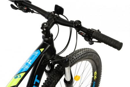 Bicicleta Mtb Afisport M3 - 29 inch, 495 mm, Gri [14]