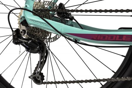 Bicicleta Mtb Devron Riddle W3.9 L 490Mm Turcoaz 29 Inch4
