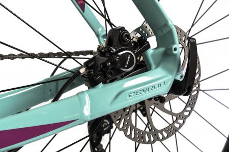 Bicicleta Mtb Devron Riddle W3.9 L 490Mm Turcoaz 29 Inch6