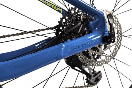 Bicicleta Mtb Devron Zerga 3.7 Xl 520Mm Galben Neon 27.5 Inch Plus9