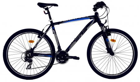 Bicicleta Mtb Dhs Terrana 2623 L Negru/Verde 26 Inch2