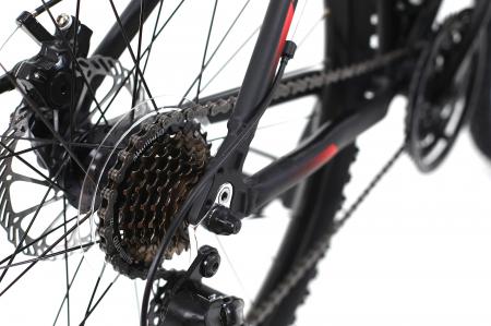 Bicicleta Mtb Dhs Terrana 2625 M Negru 26 Inch4