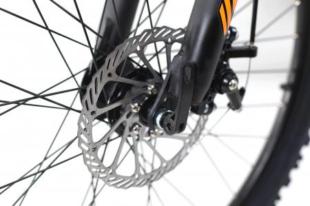 Bicicleta Mtb Dhs Terrana 2645 M Negru/Rosu 26 Inch6