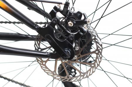 Bicicleta Mtb Dhs Terrana 2645 M Negru/Rosu 26 Inch7