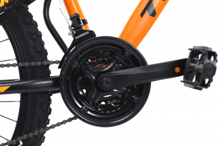 Bicicleta Mtb Dhs Terrana 2645 M Negru/Rosu 26 Inch3