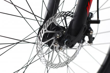 Bicicleta Mtb Dhs Terrana 2645 M Negru/Rosu 26 Inch12