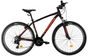 Bicicleta Mtb Dhs Terrana 2723 M Negru 27.5 Inch1