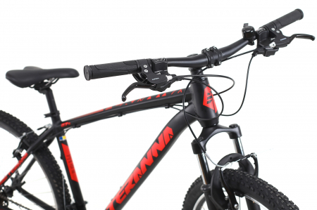 Bicicleta Mtb Dhs Terrana 2723 M Negru 27.5 Inch3