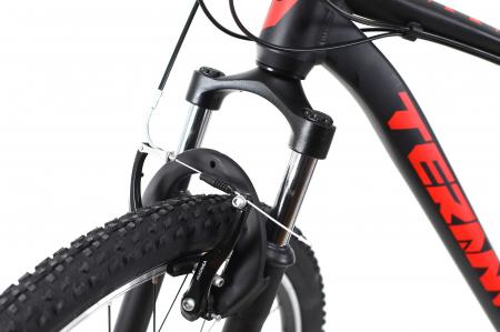 Bicicleta Mtb Dhs Terrana 2723 M Negru 27.5 Inch10