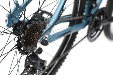 Bicicleta Mtb Dhs Terrana 2723 M Negru 27.5 Inch2