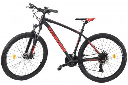 Bicicleta Mtb Dhs Terrana 2725 M Negru 27.5 Inch15