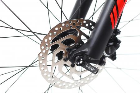 Bicicleta Mtb Dhs Terrana 2727 M Negru 27.5 Inch14