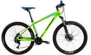 Bicicleta Mtb Dhs Terrana 2729 457Mm Verde 27.5 Inch0