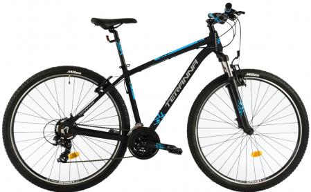 Bicicleta Mtb Dhs Terrana 2923 L Verde 29 Inch1