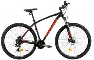 Bicicleta Mtb Dhs Terrana 2927 L Negru 29 Inch0