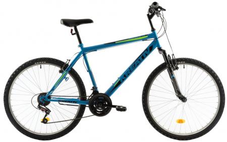 Bicicleta Mtb Kreativ 2603 L Albastru 26 Inch0