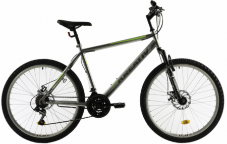 Bicicleta Mtb Kreativ 2605 500Mm Portocaliu 26 Inch1