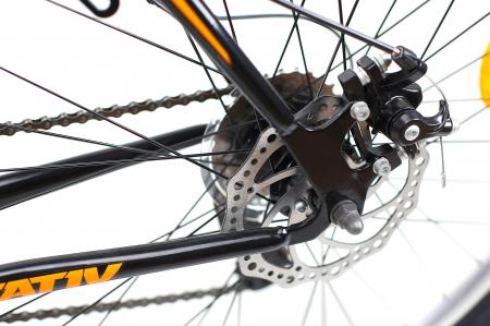 Bicicleta Mtb Kreativ 2605 M Portocaliu 26 Inch6