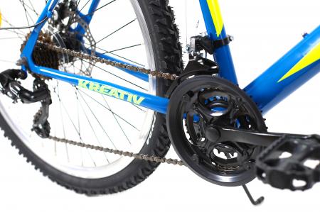 Bicicleta Mtb Kreativ 2605 M Portocaliu 26 Inch10