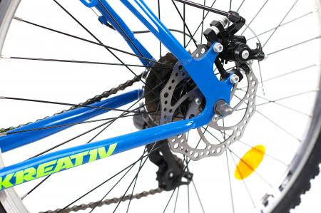 Bicicleta Mtb Kreativ 2605 M Portocaliu 26 Inch14