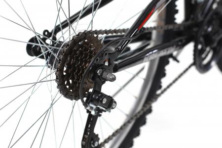 Bicicleta Mtb Kreativ 2641 M Negru/Rosu 26 Inch7