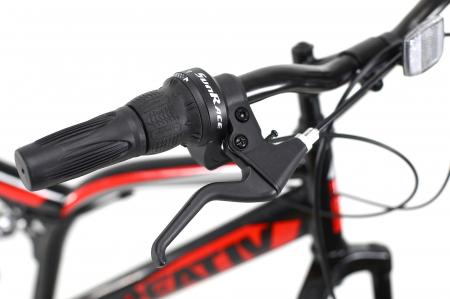 Bicicleta Mtb Kreativ 2641 M Negru/Rosu 26 Inch8