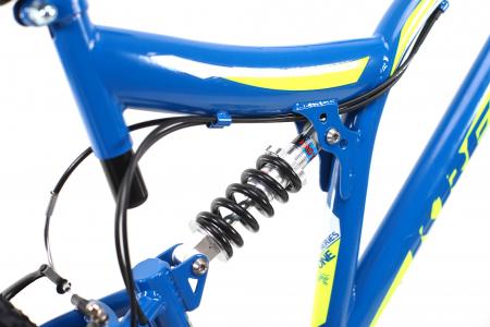 Bicicleta Mtb Kreativ 2641 M Negru/Rosu 26 Inch3