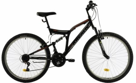 Bicicleta Mtb Kreativ 2641 M Portocaliu/Deschis 26 Inch1