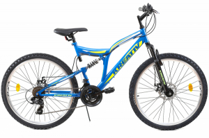 Bicicleta Mtb Kreativ 2643 M Negru/Rosu 26 Inch1