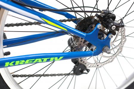 Bicicleta Mtb Kreativ 2643 M Negru/Rosu 26 Inch12