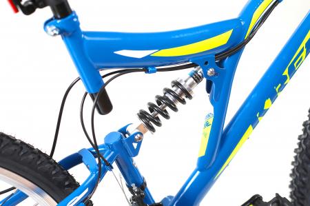 Bicicleta Mtb Kreativ 2643 M Negru/Rosu 26 Inch4