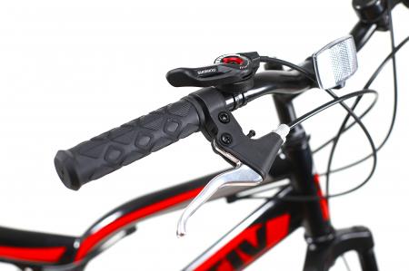 Bicicleta Mtb Kreativ 2643 M Negru/Rosu 26 Inch9