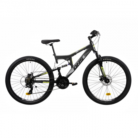 Bicicleta Mtb Terana 2743 FS - 27 Inch  M  Rosu [6]