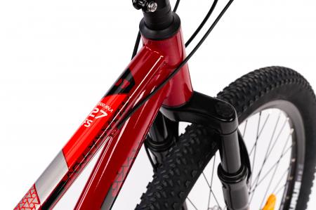 Bicicleta Mtb Terana 2743 FS - 27 Inch  M  Rosu [3]