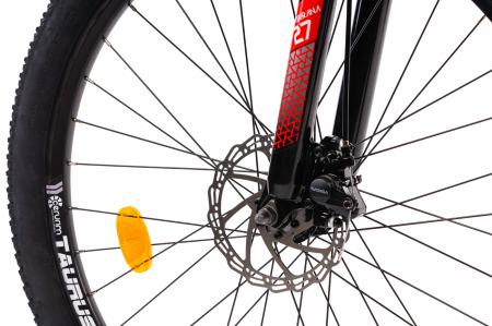 Bicicleta Mtb Terana 2743 FS - 27 Inch  M  Rosu [5]