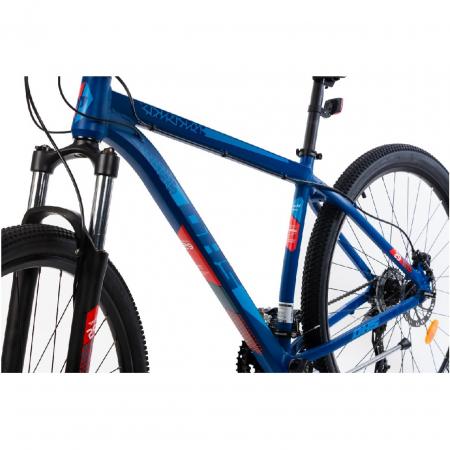 Bicicleta Mtb Terrana 2927 - 29 Inch, M, Albastru [4]