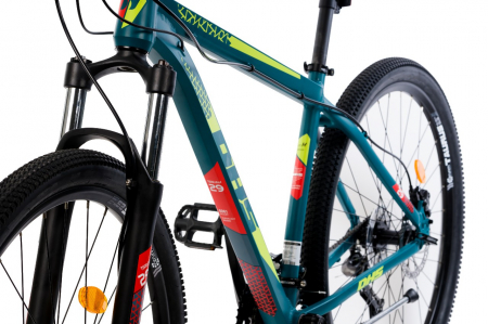 Bicicleta Mtb Terrana 2927 - 29 Inch, M, Albastru [8]