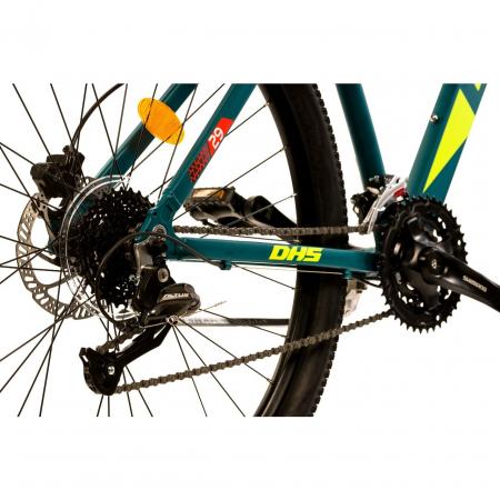 Bicicleta Mtb Terrana 2927 - 29 Inch, M, Albastru [10]