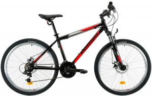 Bicicleta Mtb Venture 2621 495Mm Negru/Galben 26 Inch2