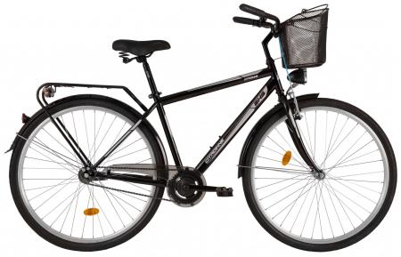 Bicicleta Oras Citadinne 2831 520Mm Negru 28 Inch0