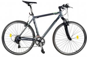 Bicicleta Oras Contura 2865 L 530Mm Gri/Rosu 28 Inch1