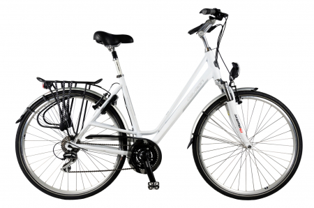 Bicicleta Oras Devron 2824 L Brighton Alb 28 Inch1