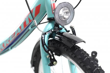 Bicicleta Oras Dhs 2614 M Turcoaz 26 Inch4