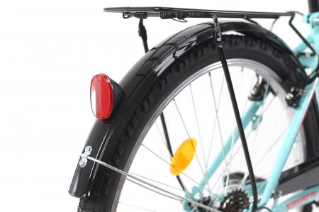 Bicicleta Oras Dhs 2614 M Turcoaz 26 Inch3