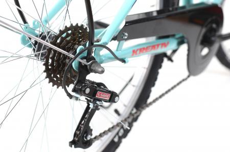 Bicicleta Oras Dhs 2614 M Turcoaz 26 Inch2