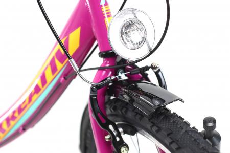 Bicicleta Oras Dhs 2614 M Turcoaz 26 Inch9