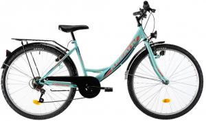 Bicicleta Oras Dhs 2614 M Turcoaz 26 Inch0