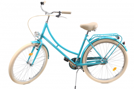 Bicicleta Oras Dhs 2632 Citadinne M Verde Deschis 26 Inch [9]