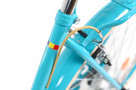 Bicicleta Oras Dhs Citadinne 2634 M Verde Light 26 Inch9